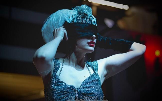 Grace Hall Burlesque Show foto di Anna Pierobon a
